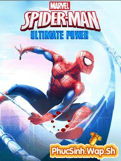 Tải Game Spider Man Ultimate Power - Người Nhện Hack