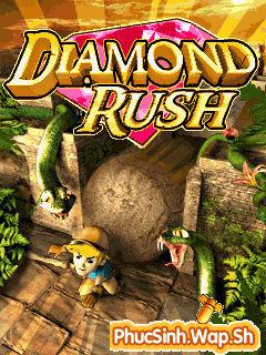 Diamond Rush - Phiêu lưu vào đền